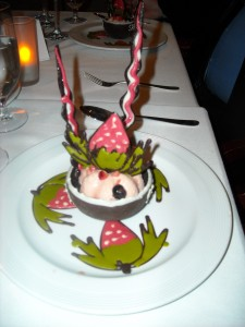 Enchanted Evening dessert