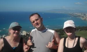 Eric, Rachel and Me